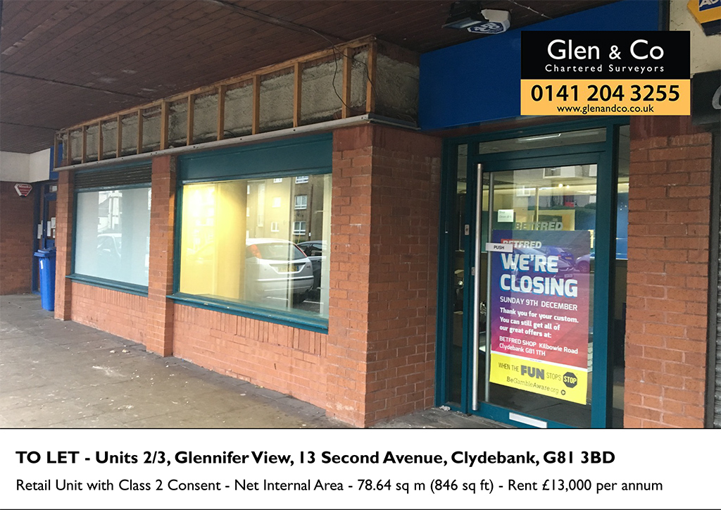 13 Second Avenue, Clydebank