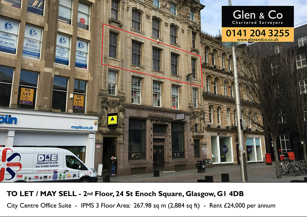 2nd Floor, 24 St Enoch Square, Glasgow