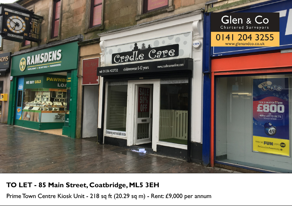 85 Main Street, Coatbridge